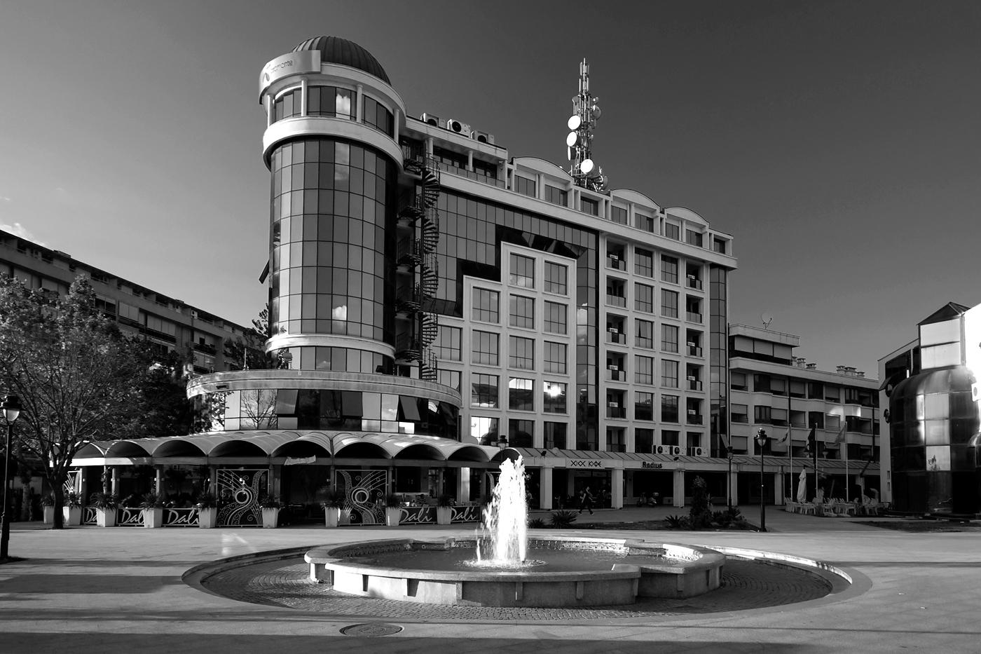 Prva zgrada